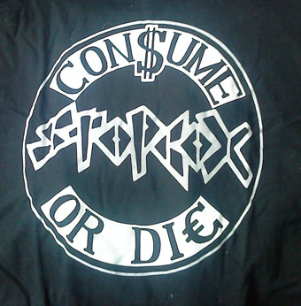 Stopcox Shirt Consume OR Die